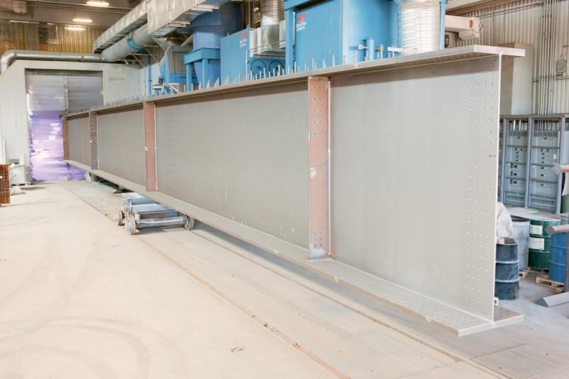 Protection de l'acier contre la corrosion : la métallisation comme solution de choix