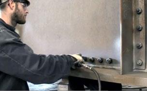 Assemblage antiglissement : le tour d'écrou comme méthode d'installation