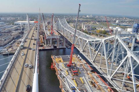 New NY Bridge (Governor Mario M. Cuomo Bridge)