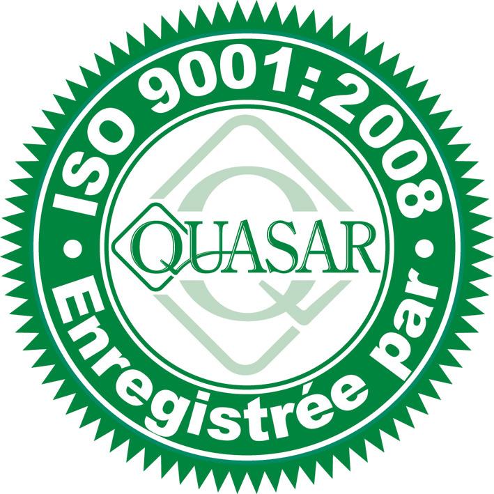 L'usine de Groupe Canam située à Laval est maintenant certifiée ISO