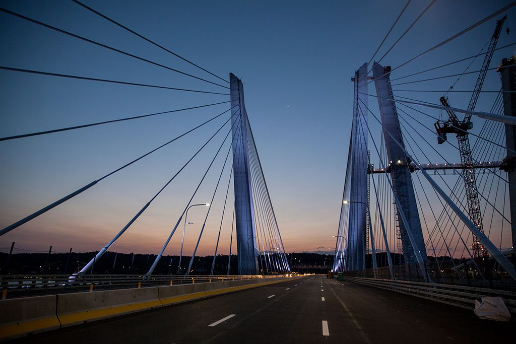 New NY Bridge (Governor Mario M  Cuomo Bridge) - Canam-Bridges