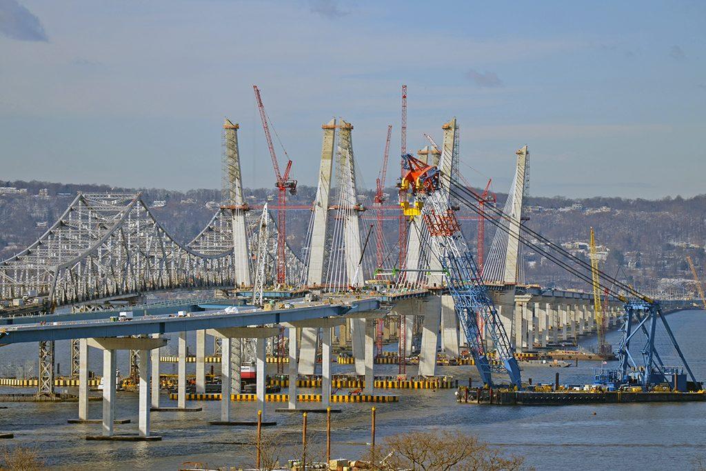 New Ny Bridge Governor Mario M Cuomo Bridge Canam Bridges