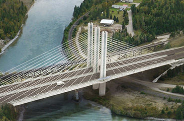 Structal-Bridges Lands Five Major Contracts in Canada and the United States