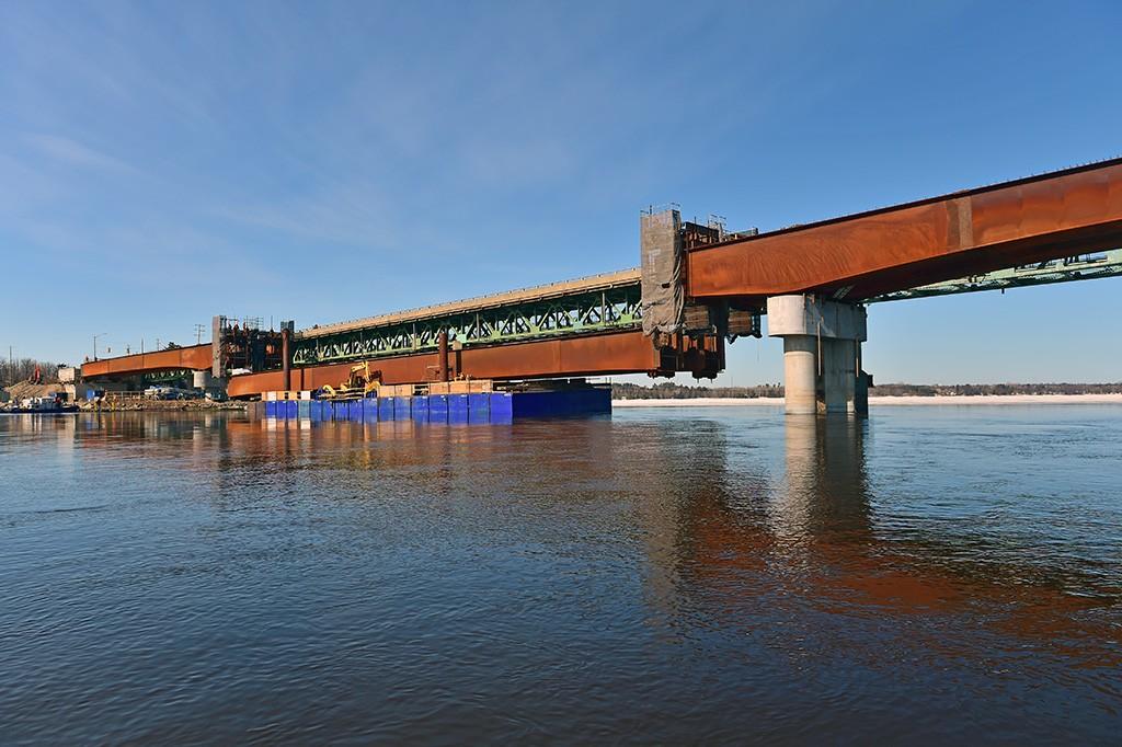Project Follow-up: Des Allumettes Bridge