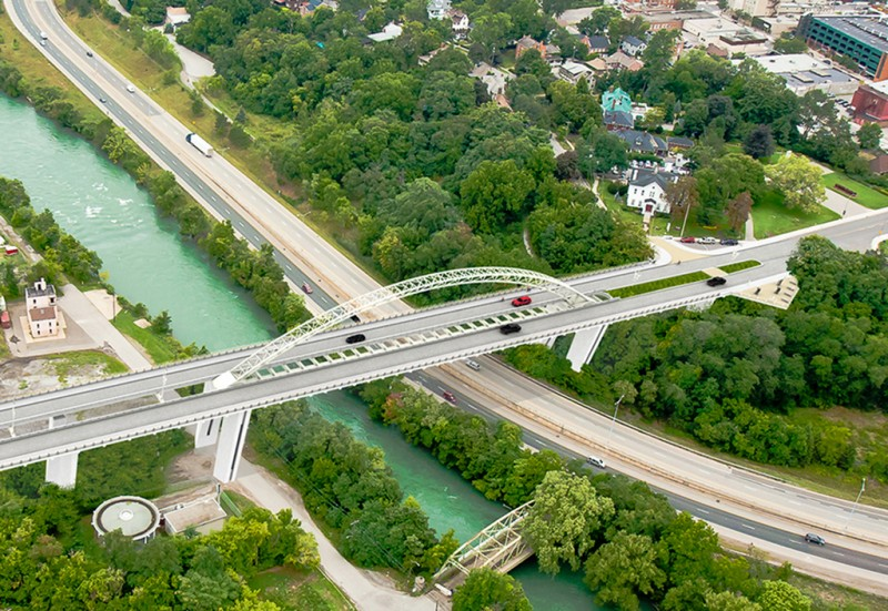 Case Study: The Burgoyne Bridge