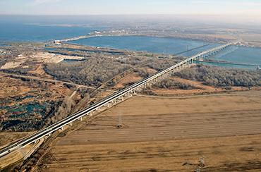 Des Allumettes Bridge