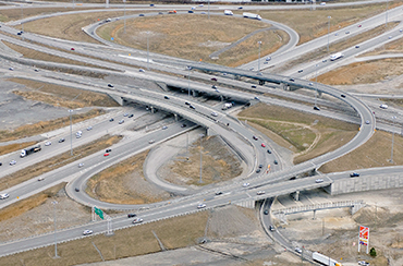 Highway 40/73 Interchange