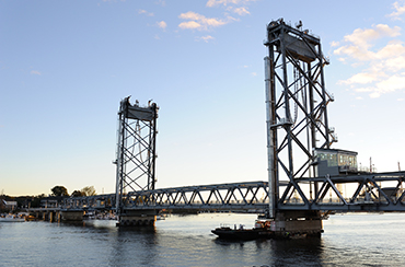 Fore River Bridge