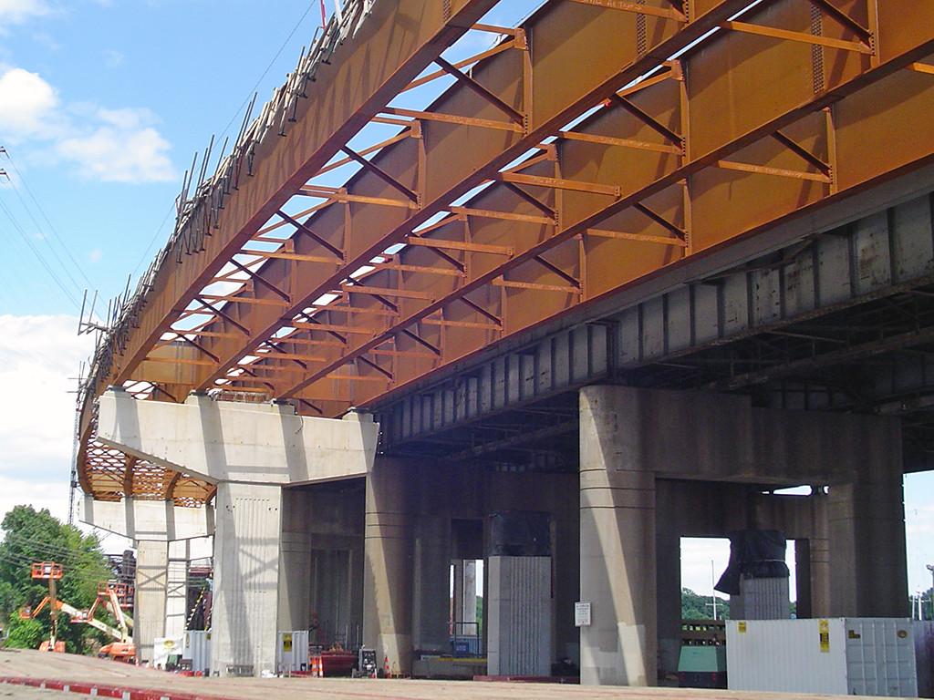 Moses Wheeler Bridge - Canam-Bridges