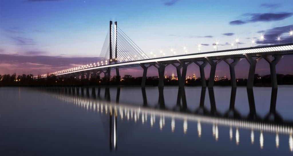 Canam-ponts confirme sa participation au Projet du corridor du nouveau pont Champlain