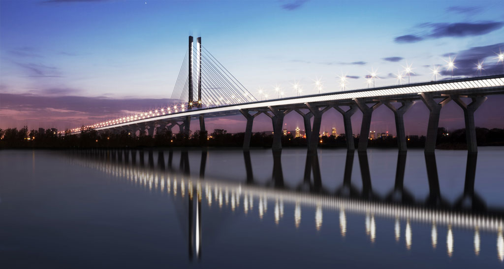 Canam-Bridges Confirms its Participation in the New Champlain Bridge Corridor Project