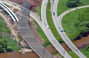 Pont d'étagement de la Route 34 (I-95)