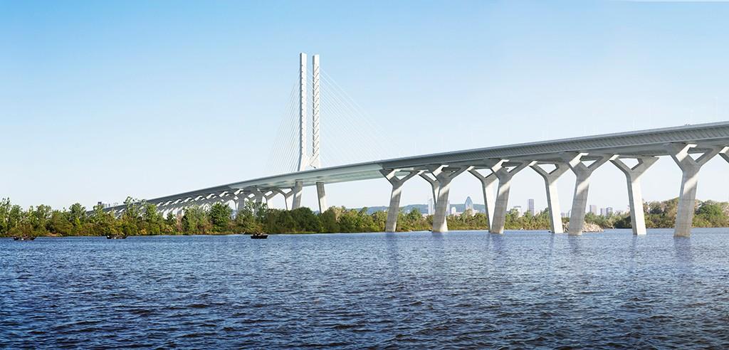 Canam-ponts participera à la construction du Projet du corridor du nouveau pont Champlain