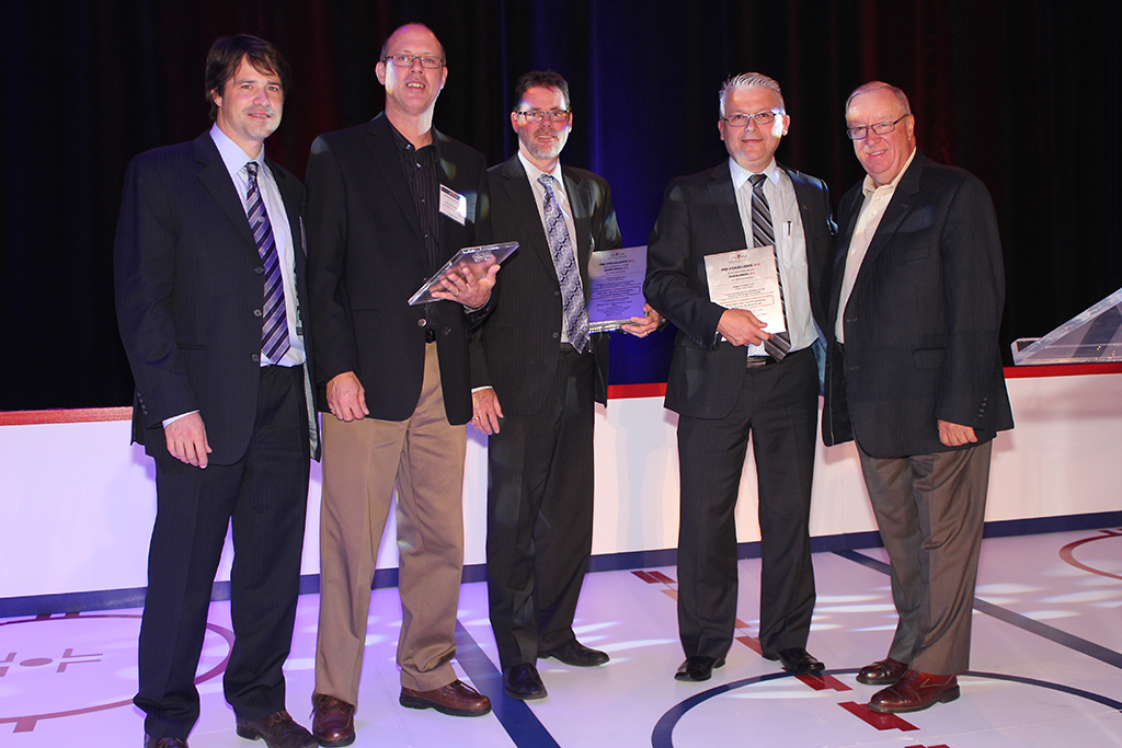 Structal-Bridges Projects Honored at the CISC-Quebec Awards of Excellence