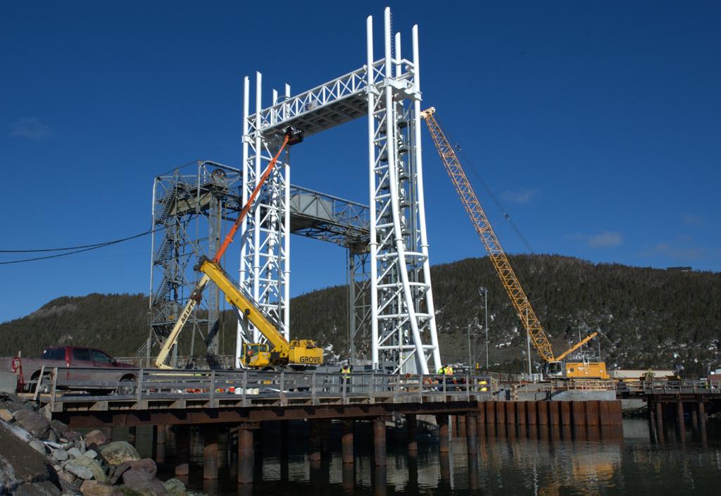 Project Follow-up: Sir Ambrose Shea Bridge