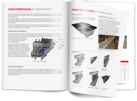Nouvelle brochure Goodco Z-Tech : joints modulaires