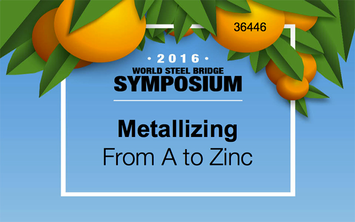 View our Presentation on Metallizing at the 2016 WSBS Symposium