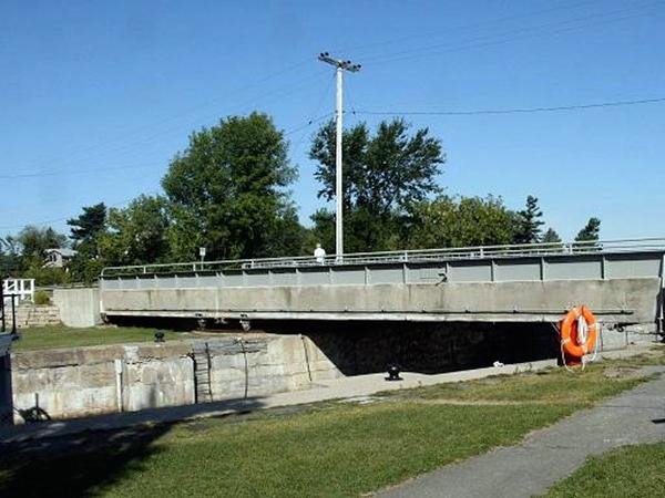 Un autre pont tournant pour Canam-ponts