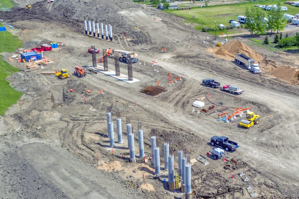 Goodco Z-Tech Products for the Regina Bypass