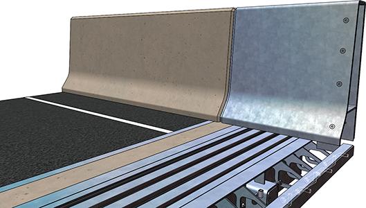 Modular joints series canam bridges