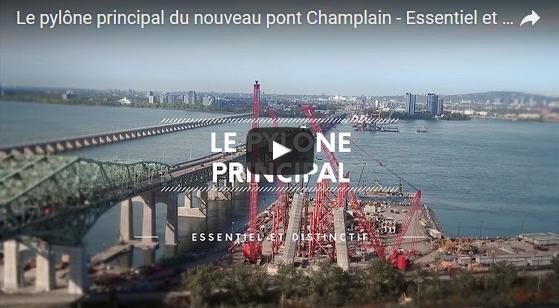 Capsules éducatives sur la construction du nouveau pont Champlain