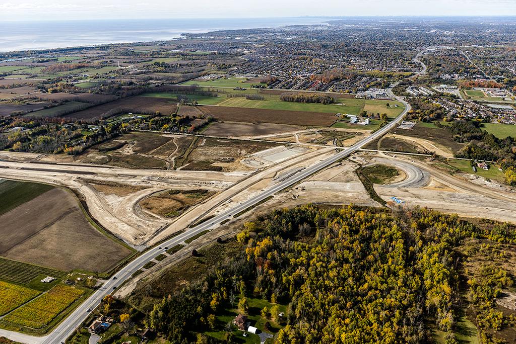 Prolongement de l'autoroute 407 Est – Phase 2