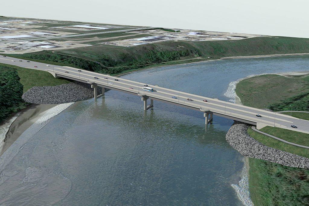 Quick Bridge Turnaround in Saskatchewan