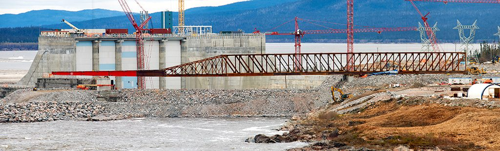 Case Study: Temporary Bridge for the Lower Churchill (Muskrat Falls) Project