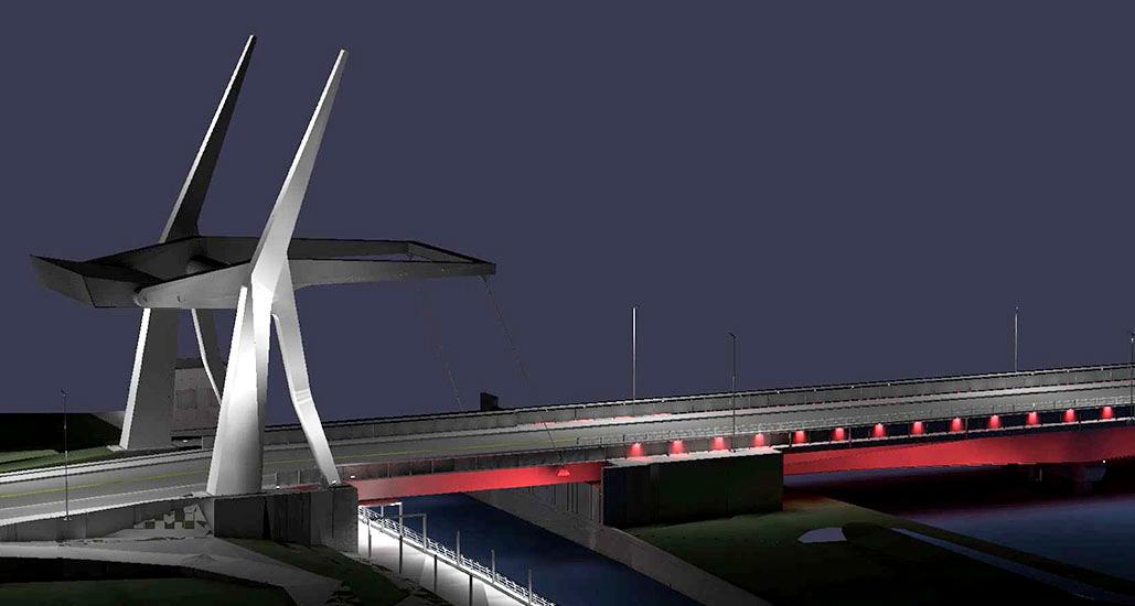 Des produits Goodco Z-Tech pour la reconstruction du pont Gouin