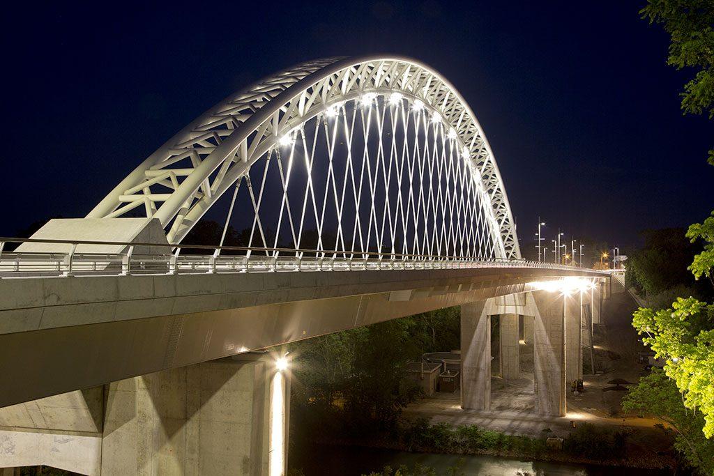 Le chantier du pont Burgoyne remporte un prix d'excellence en santé et sécurité
