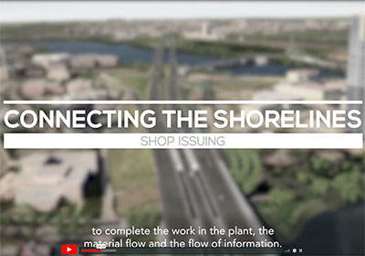 """Connecting the Shorelines"" Webseries: View the Second Video Clip"