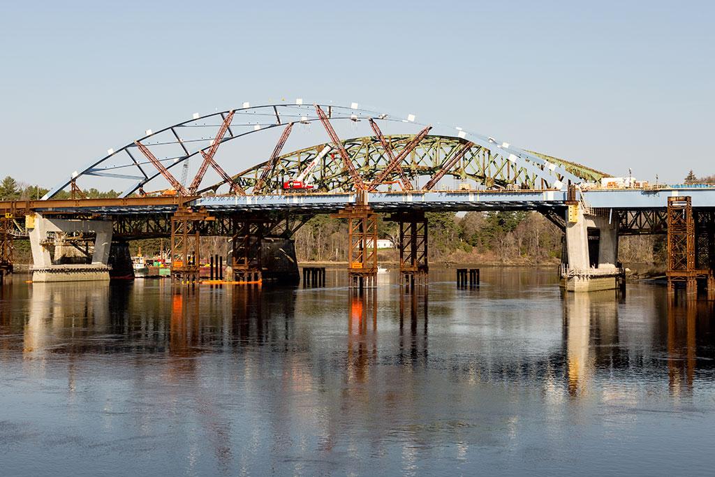 Un prix du SSPC pour Canam-ponts