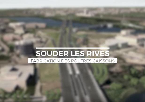 « Souder les rives » : visionnez le 3e épisode de la websérie
