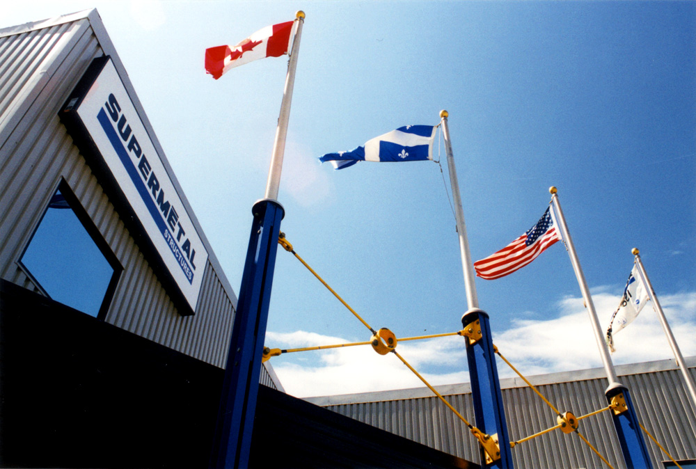 Canam Bridges Completes the Purchase of Supermetal